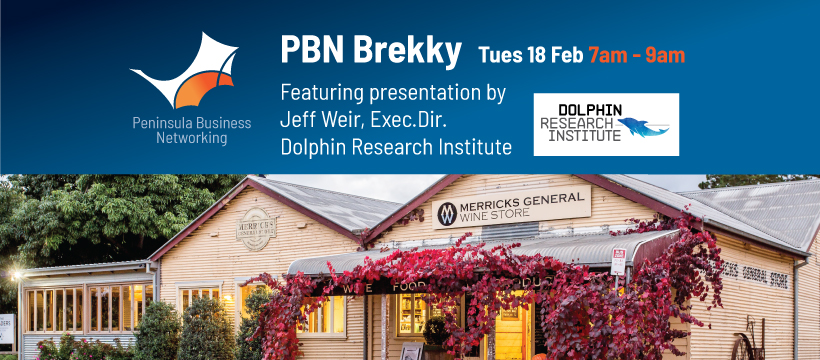 Peninsula Business Network Breakfast February 2020