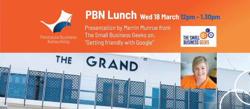 PBN March Lunch